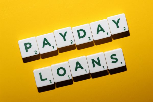 payday loans heading title